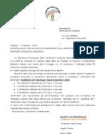 Interpellanza Regali 21-06-2010