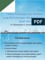 Kuliah F54 Psikosomatis