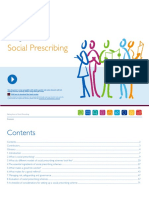 Making Sense of Social Prescribing 2017