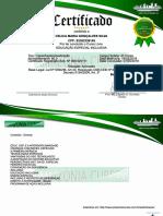 certificado PDF