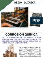 corrosion quimica