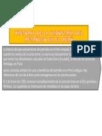Industria de Los Hidrocarburos en El Perú