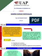 Clase 7-b Diseño de Curvas Verticales