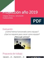 Propuestas 2019