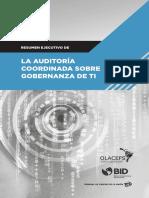 Resumen Ejecutivo de La Auditor_a Coodinada de TI