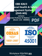 EBB 428  OSH Mgmt System Lecture 1.ppt