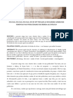 Texto Prof Dr Milton Chamarelli Filho