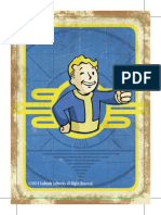 FalloutWastelandWarfareCard Selection