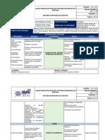 3. Caracterización Sistema Integrado de Gestion v07