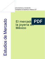 Estado joyería en México