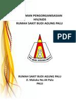 Pedoman Pengorganisasian RSBA 2018 JOE