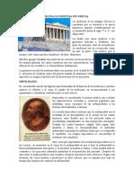 Historia de La Medicina Civilizaciones Antiguas ESCRITO