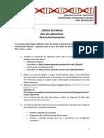Pautas Propuesta Fisiología (1)