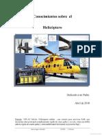 Conocimientos Del Helicoptero