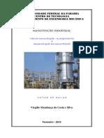 Manutenção Industrial 2016 2 - Parte II
