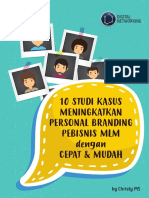 eBook Personal Branding Pebisnis Mlm