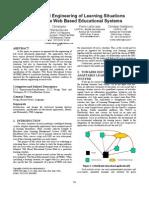 Adaptive Web Based Educational Systems