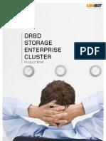 Storage Enterprise Cluster Product Brief