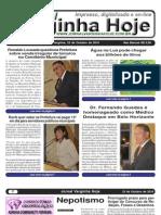 Jornal Varginha Hoje - Edição 22 - 2010