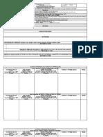 Formato Planificación Por Proyectos Primaria 2018-2019.Docx Tamaño Oficio
