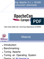 Scaling Apache Presentation