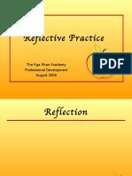 reflectivepracticepresentation-100324060502-phpapp02