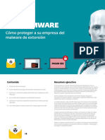 Ransomware Como Proteger a Su Empresa Del Malware de Extorsion