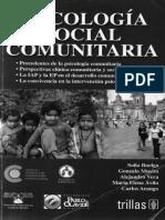 Psicología Comunitaria (Buelga)