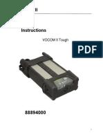WLAN Setup Instructions VOCOM II Tough