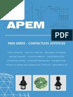 APEM_js9000series搖桿規格書