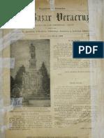 El Bazar Periodico 1899 Dia Independencia