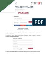 Manual Aplicacion Startup