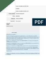 Metodologias de La Investigacion- Examen de Entrada UNAD