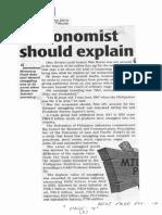 Daily Tribune, Feb. 14, 2019, Economist should explain.pdf