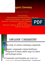 Complete Ppt on Organic Chemistry