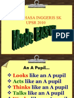 English 014 Upsr Made Easy by Ruslee