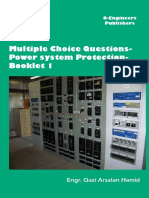MCQs Protection Engineering Booklet 1