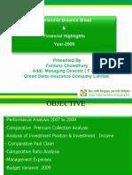 Final Accounts Presentation...-2009