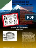 Familia Gallardo In Memoriam
