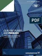 Peerless Fire Brochure