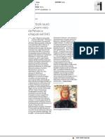 Stromboli causò lo tsunami visto da Petrarca a Napoli nel 1343 - La Repubblica del 13 febbraio 2019