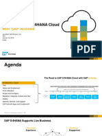 Deploying S4Hana Cloud