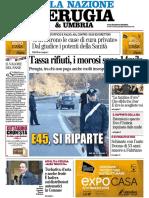 Rassegna stampa video dell'Umbria e nazionale del 14 febbraio 2019