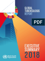 WHO Graphic Tb Report 2018