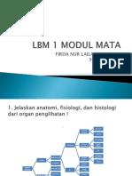 Lbm 1 Modul Mata