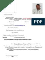 AngoPass - Biografia Do Escritor Angolano Kennexiz Xavier