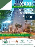 XXXII Semana Cultural de la Casa de Andalucía de Coslada