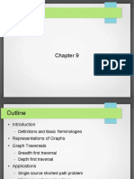 LecturePPT Chapter 09 Graph