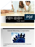 Cooperatives 2