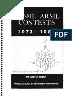 Harry D. Ruderman - NYSML-ARML Contests 1973-1985 (1987)